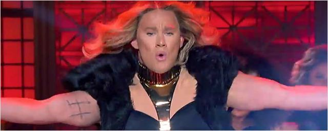 Channing Tatum incorpora Beyoncé e Elsa em hilária batalha de Lip Sync