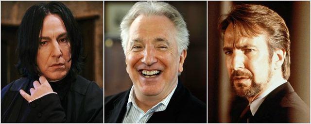 Alan Rickman (1946 - 2016): Relembre a carreira do eterno professor Snape