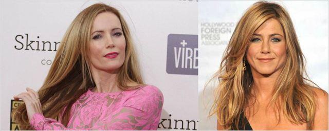 Leslie Mann vai substituir Jennifer Aniston em drama estrelado por Robert De Niro