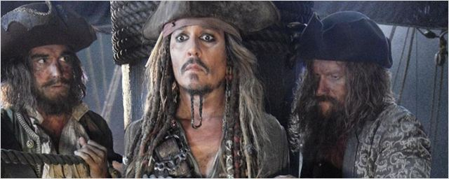 Piratas do Caribe 5 ganha nova data de estreia
