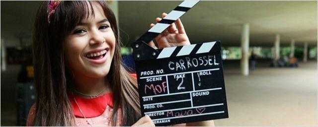 Começam as filmagens de Carrossel 2!