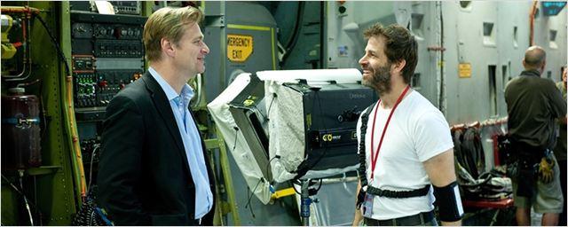 Zack Snyder diz ter pedido a benção de Christopher Nolan antes de dirigir Batman Vs Superman