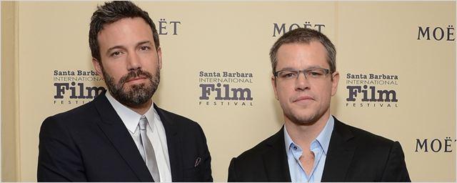 Incorporated: Série criada por Matt Damon e Ben Affleck ganha sinal verde no Syfy