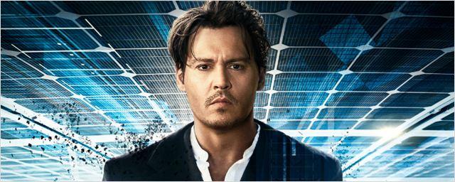 Johnny Depp será o Homem Invisível no cinema
