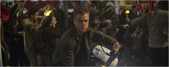 """Entrevista exclusiva com Matt Damon: """"Para nós, O Legado Bourne é algo diferente"""""""