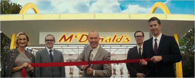 The Founder: Filme sobre a história do McDonald's ganha trailer