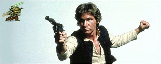 Pistola de Han Solo pro filme derivado de Star Wars, Christopher Miller divulga