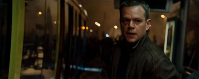 """""""É um filme grandioso, maior do que todos os outros"""", diz Matt Damon em novo vídeo de Jason Bourne"""