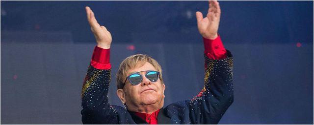 Elton John confirma participação em Kingsman 2