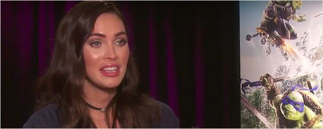 Exclusivo: Conversamos com Megan Fox sobre Tartarugas Ninja - Fora das Sombras, machismo e super-heróis
