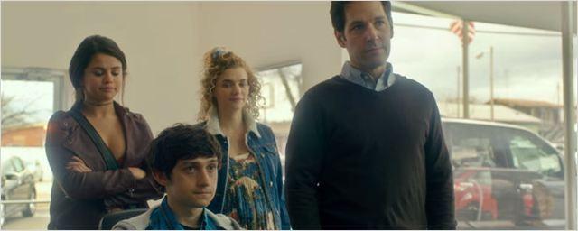 Netflix divulga o trailer legendado de The Fundamentals of Caring, comédia dramática com Paul Rudd e Selena Gomez