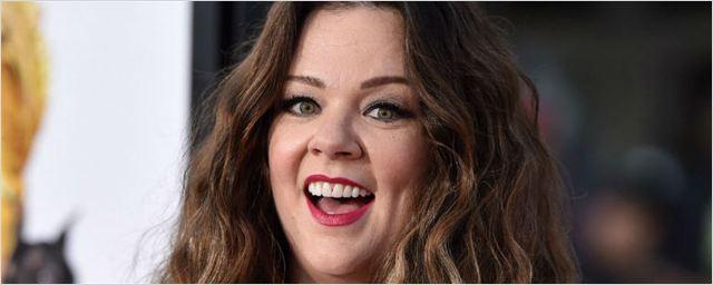 Melissa McCarthy será jornalista farsante em comédia baseada em fatos reais