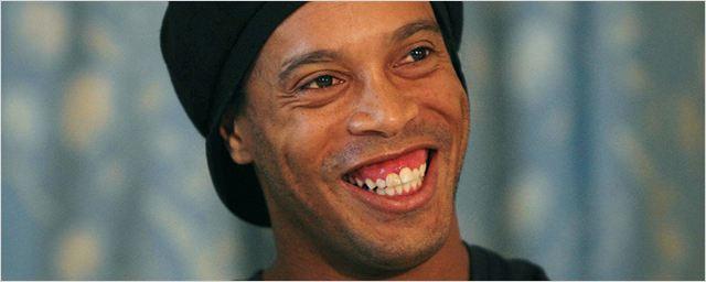 Veja as primeiras imagens de Ronaldinho Gaúcho nos bastidores de Kickboxer: Retaliation