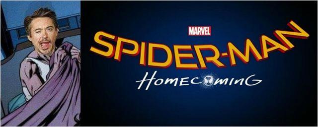 Robert Downey Jr zoa fãs e mostra o que realmente quer ver no novo filme do Homem-Aranha