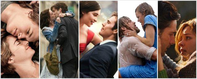 Top 5: Filmes românticos que vão te fazer chorar