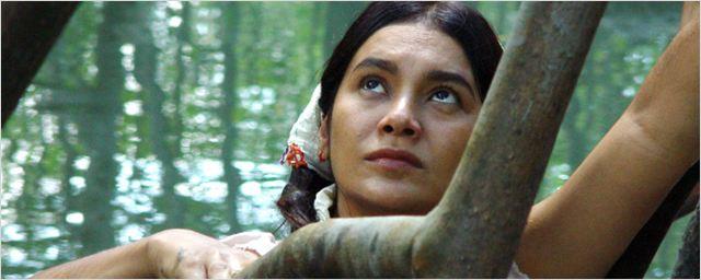 Cine Ceará 2016: Dira Paes clama pelo lançamento do 'maravilhoso' filme Encantados