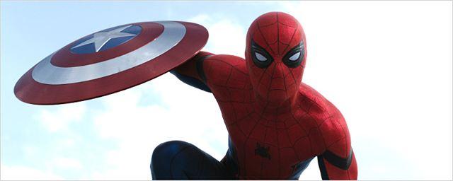 Começam as filmagens do novo filme do Homem-Aranha