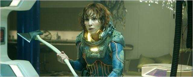 Noomi Rapace vai reprisar personagem de Prometheus em Alien: Covenant