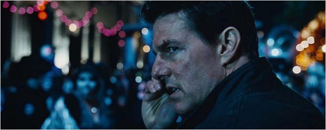 Tom Cruise volta com tudo no primeiro trailer de Jack Reacher: Sem Retorno