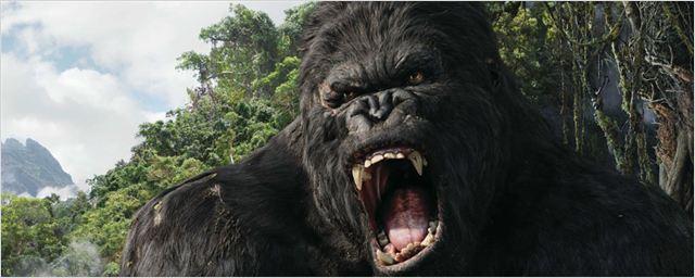 Kong: Skull Island terá o maior King Kong já visto nos cinemas