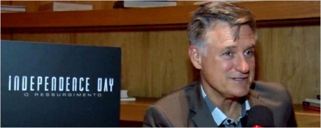 Exclusivo: Bill Pullman explica porque Independence Day - O Ressurgimento tinha a pressão de superar o original