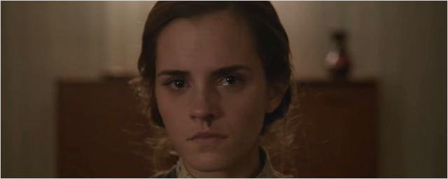 Novo filme de Emma Watson estreia com apenas 47 libras nas bilheterias britânicas