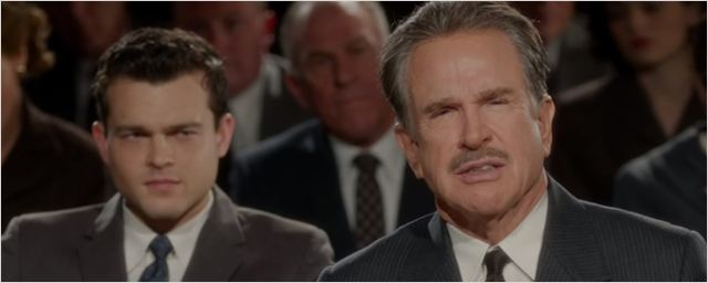 Warren Beatty, Lily Collins e Alden Ehrenreich recriam a Era de Ouro de Hollywood no primeiro trailer de Rules Don't Apply