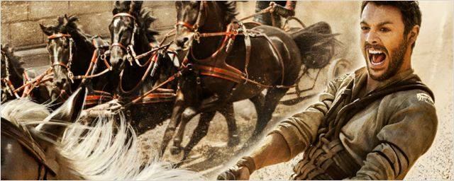 Confira a épica corrida de bigas de Ben-Hur em imagem 360º