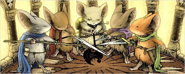 Série de quadrinhos Os Pequenos Guardiões vai ganhar filme live-action