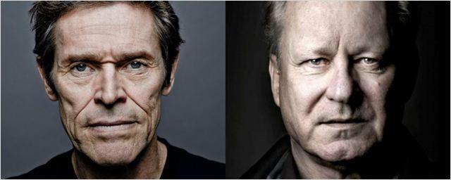 Willem Dafoe e Stellan Skarsgård podem se juntar a Adam Driver em filme inspirado em Dom Quixote