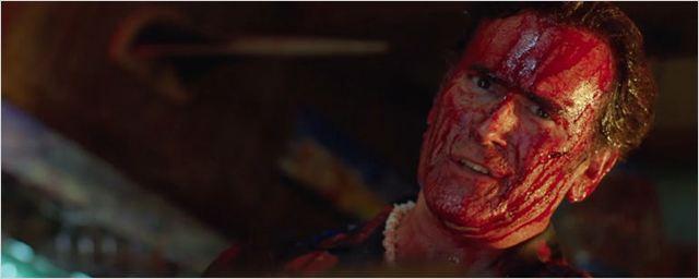Segunda temporada de Ash vs Evil Dead ganha trailer completo - e sangrento!