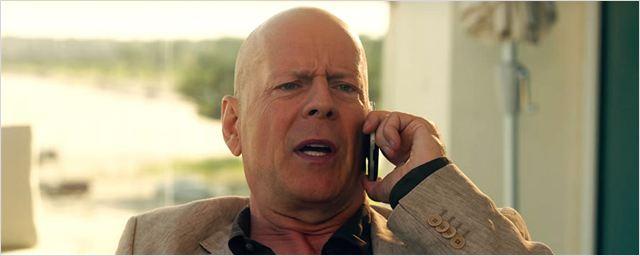Carga Preciosa: Novo filme de Bruce Willis arrecada 86 libras no Reino Unido