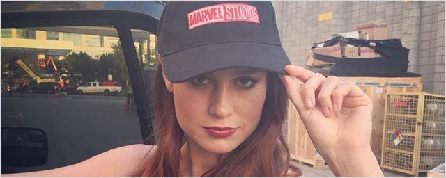 Capitã Marvel: Roteirista das HQs da heroína elogia escolha de Brie Larson