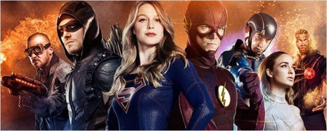 Supergirl será o foco do crossover das séries de heróis da CW