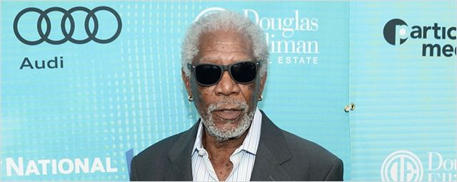 Morgan Freeman negocia papel em O Quebra-Nozes