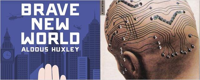 Admirável Mundo Novo: Série que vai adaptar obra de Aldous Huxley encontra roteiristas