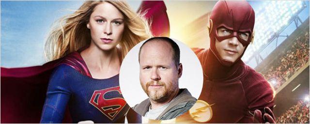 Rumor: Joss Whedon pode dirigir o crossover musical de The Flash e Supergirl
