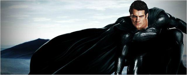 Liga da Justiça: Henry Cavill dá uma prévia do uniforme negro do Superman
