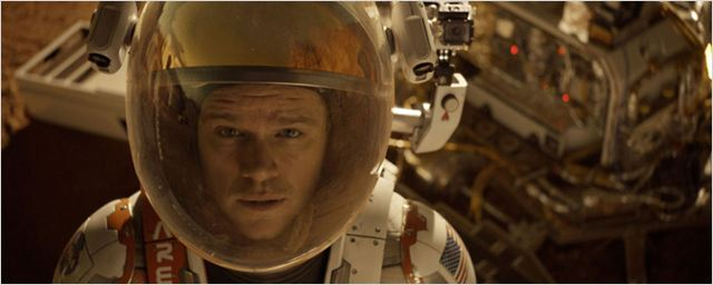 Perdido em Marte, estrelado por Matt Damon, chegou ao Telecine Play