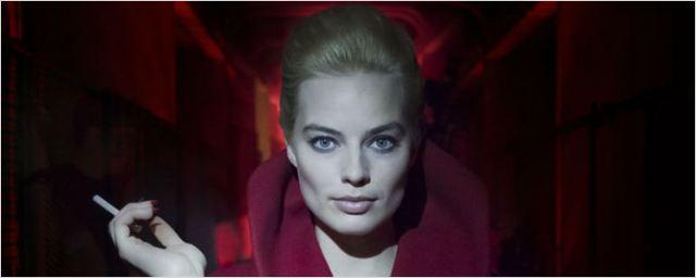 Margot Robbie surge poderosa na primeira imagem de Terminal