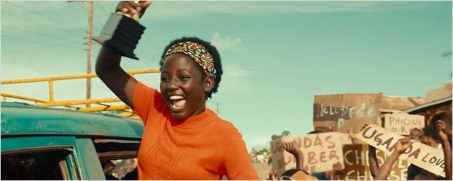 História inspiradora emociona no trailer legendado de Rainha de Katwe