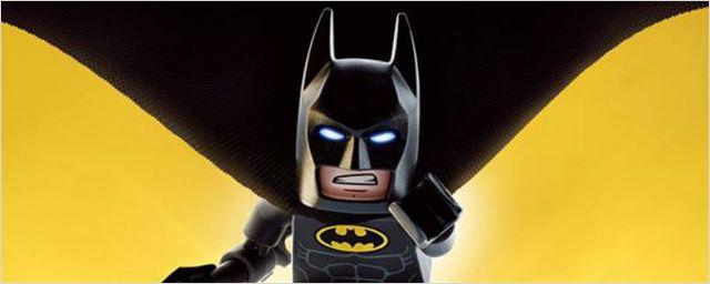 Homem-Morcego ensina filosofias de vida no cartaz de LEGO Batman - O Filme