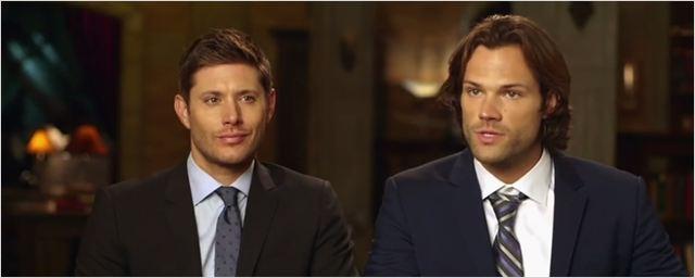 Supernatural: Novo vídeo de making of revela o que esperar da 12ª temporada