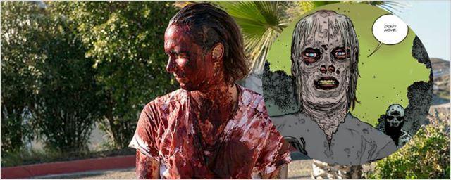 Robert Kirkman insinua ligação entre Fear the Walking Dead e o grupo dos Sussurradores