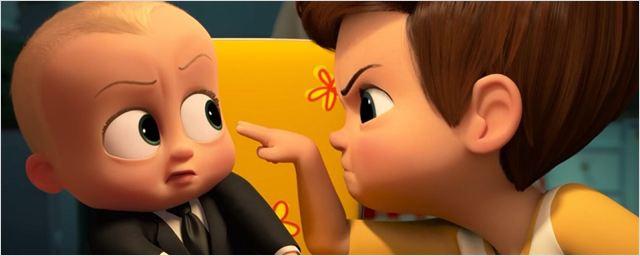 Tim ganha um irmãozinho estranho no trailer da animação O Poderoso Chefinho