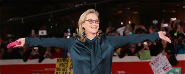 Meryl Streep revela com qual diretor gostaria de trabalhar, mas ainda não teve oportunidade