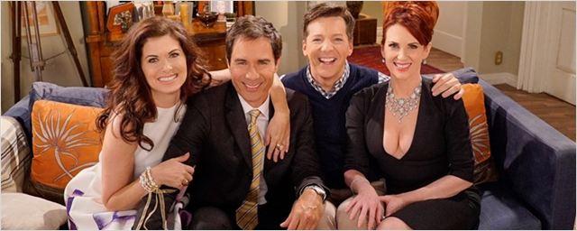 NBC planeja revival de Will & Grace