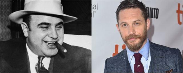 Tom Hardy será Al Capone em biografia dirigida por Josh Trank