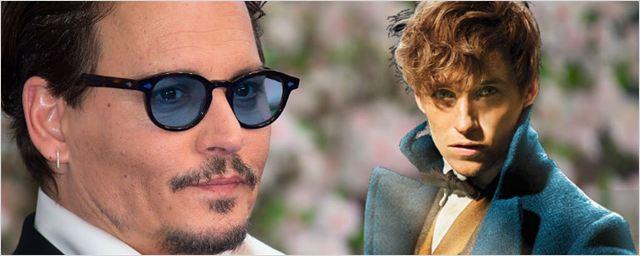 Opinião: Animais Fantásticos e o caso de Johnny Depp