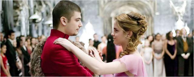 Cena cortada de Harry Potter e as Relíquias da Morte trazia triângulo amoroso entre Hermione, Rony e Vítor Krum